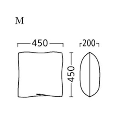 クッションソファー用国産張り地で作るセミオーダーcushion-p