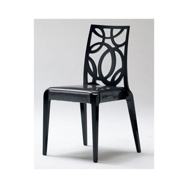 ダイニングチェアーデザイナーズチェアクラシカルモダンイタリア製木製椅子muc0175bl