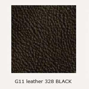 本革ブラックオフィスチェア ハイクラス デザイナーズ 限定品 muc0651bl