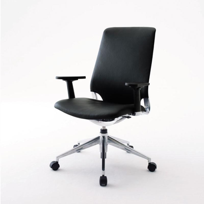 オフィスチェアデスクチェアワークチェア パソコンチェア PCチェアオフィス家具myc0545bl