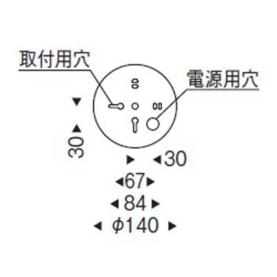 ブロンズペンダントライト天井照明 丸型 6灯 LEDランプ別 ERP7446DA