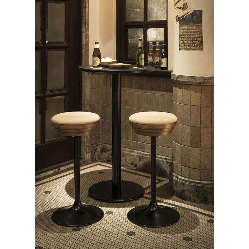 カフェバーこだわりのおしゃれカウンターチェア デザインハイスツール店舗用業務用家具 minomu