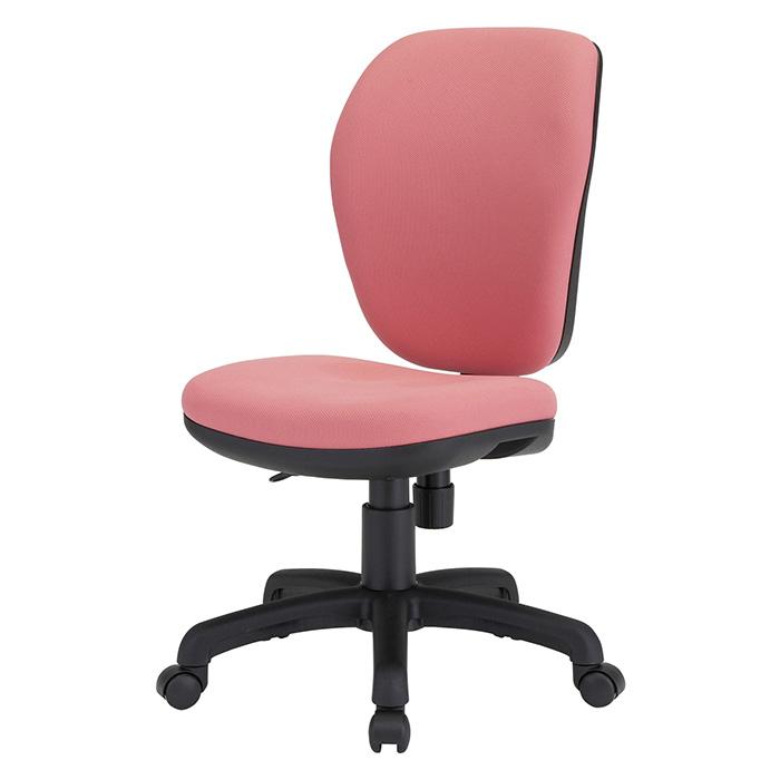 オフィスチェア FST-77H W578×D630×H900〜990mm 布張り 肘なし ハイバックタイプ 【送料無料(北海道 沖縄 離島を除く)】 事務椅子 事務所 会社 上下昇降 TOKIO オフィス家具