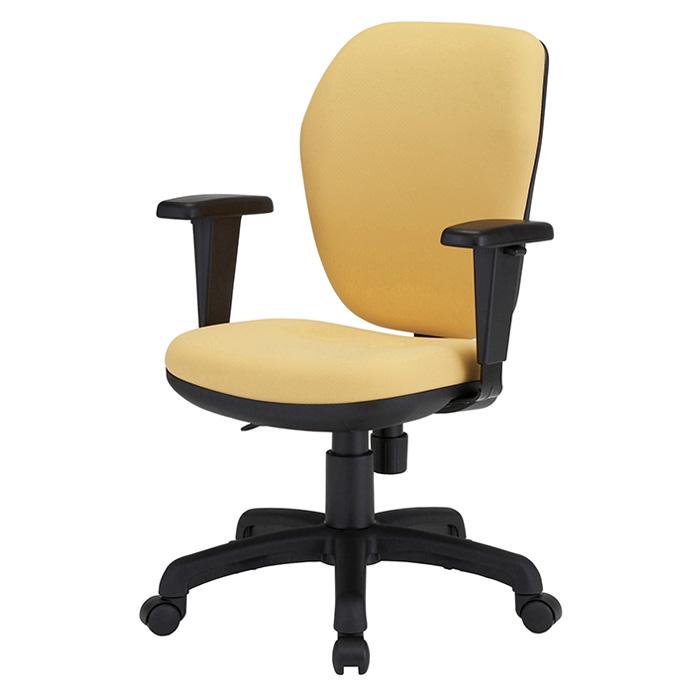 オフィスチェア FST-77HAT W600×D630×H900〜990mm 布張り AT肘付 ハイバックタイプ 【送料無料(北海道 沖縄 離島を除く)】 事務椅子 事務所 会社 上下昇降 TOKIO オフィス家具