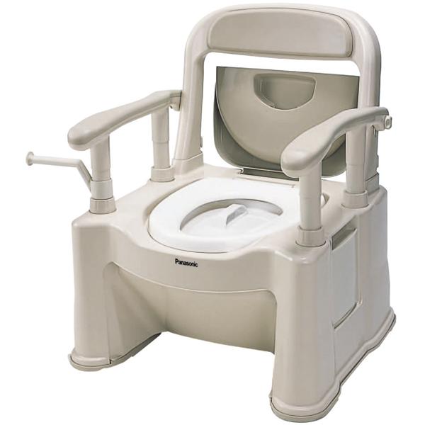 樹脂製トイレ 座楽 背もたれ型SP【プラスチック便座】