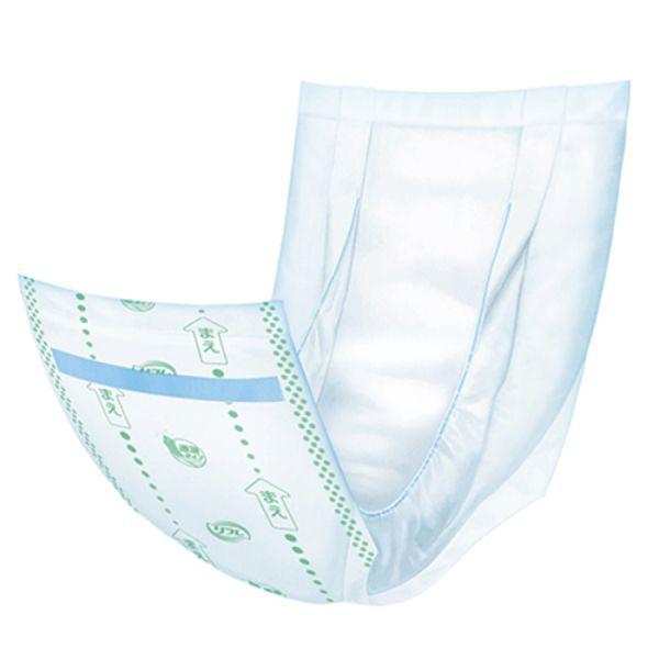 【リサイクル箱でお届け】リフレ はくパンツ用やわらかぴったりパッド レギュラー(30枚入×1袋)(おしっこ約2回分)