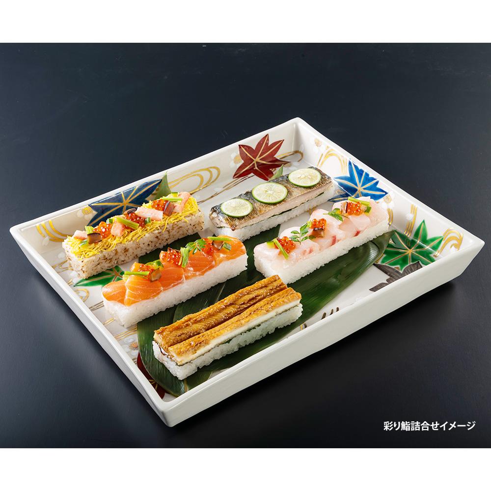 ふくいサーモンの昆布〆鮨 焼き穴子鮨 2本セット