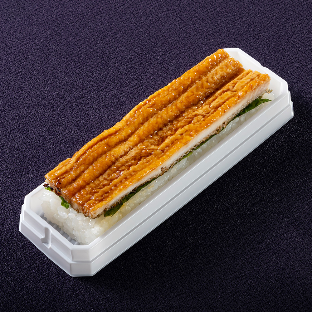 ふくいサーモンと鯛の昆布〆鮨 焼き穴子鮨 3本セット