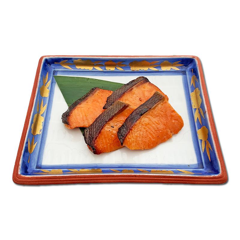 サーモンの西京焼き