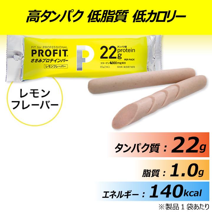 【送料無料】丸善 プロフィット  プロテインバー 5種6個 卵白入り ささみ / 卵白 アソート 6個セット クリックポスト(代引き不可)PROFIT ササミ
