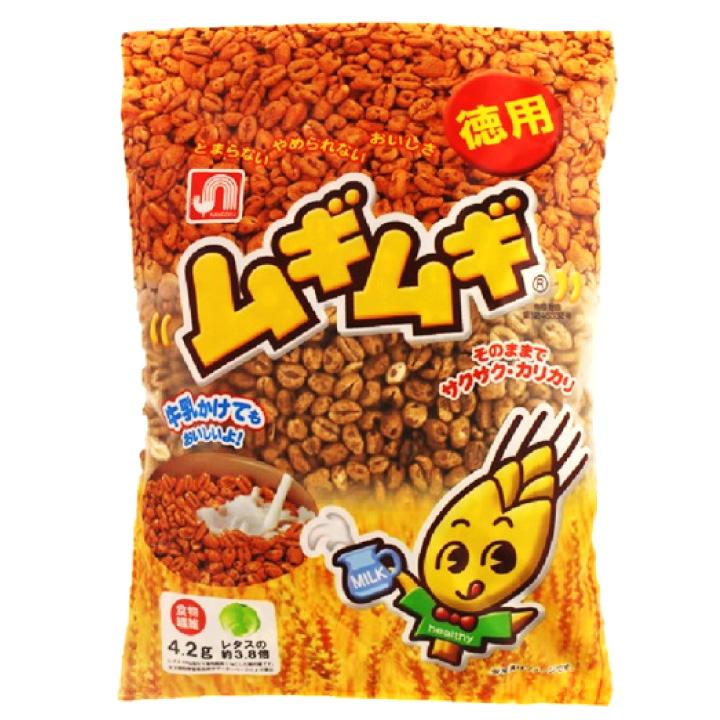 ムギムギ ミルクコーヒー味 徳用 1.4� (240g×6袋)
