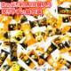 【送料無料】ハロウィン チョコレートボール 400g (個包装 約120個)  クリックポスト(代引不可) チョコボール ハロウィーン 菓子