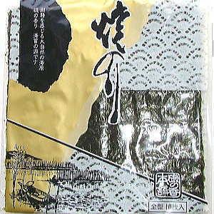 奥松島「焼き海苔」金印