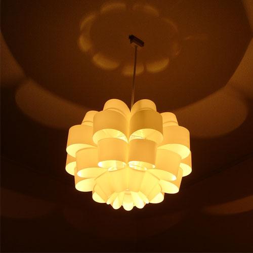 照明作家 谷俊幸 どん 2[DON2] 1灯 ペンダントライト|シーリングライト 天井照明 間接照明 デザイナーズ 寝室