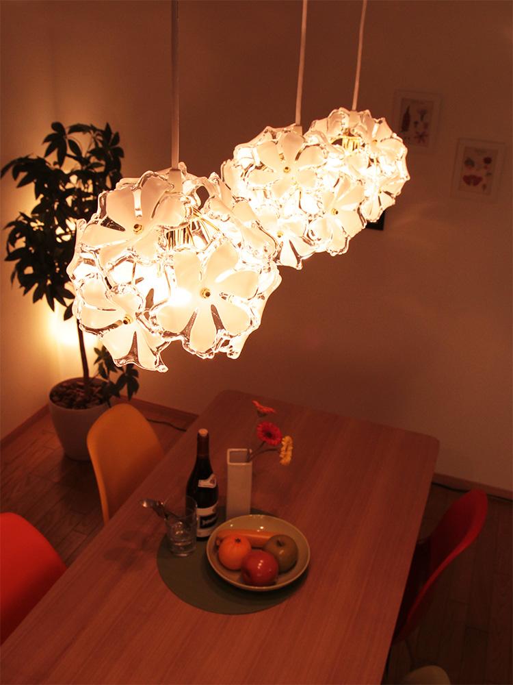 ペンダントライト 1灯 ブルームペンダント[Bloom pendant]GEM-6873 キシマ[kishima]|天井照明 寝室 内玄関 子供部屋