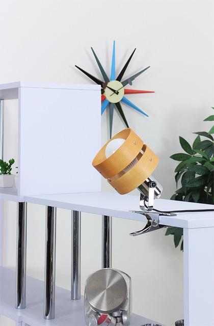 スポットライト レダ クリップ[LEDA CLIP]BBF-016 ボーベル[beaubelle]| 照明器具 クリップライト フロアライト 間接照明 電気 北欧 おしゃれ 机 デスク