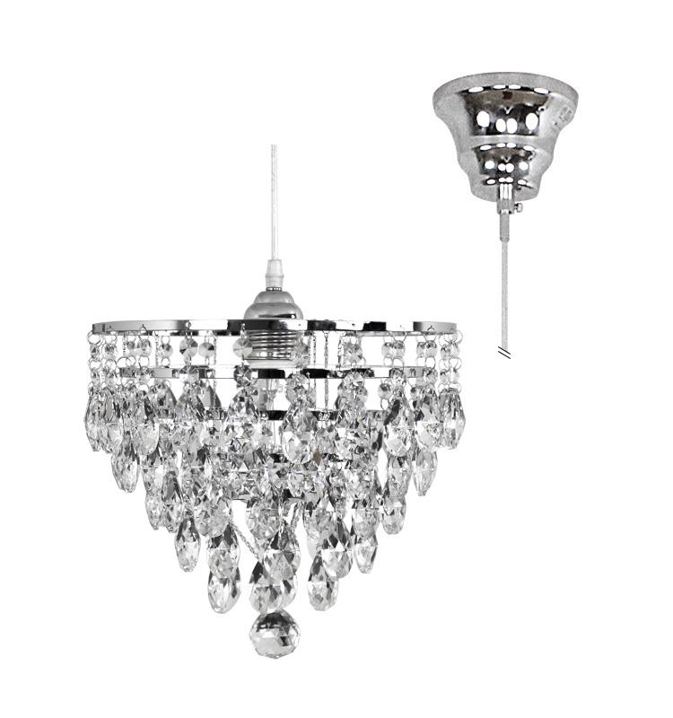 LED対応 クリスタルペンダントライト レディーン[LEDEEN] | ミニシャンデリア ダイニング用 おしゃれ 姫系 ゴージャス 照明 モダン ライト かわいい インテリア 電気 一人暮らし カジュアル