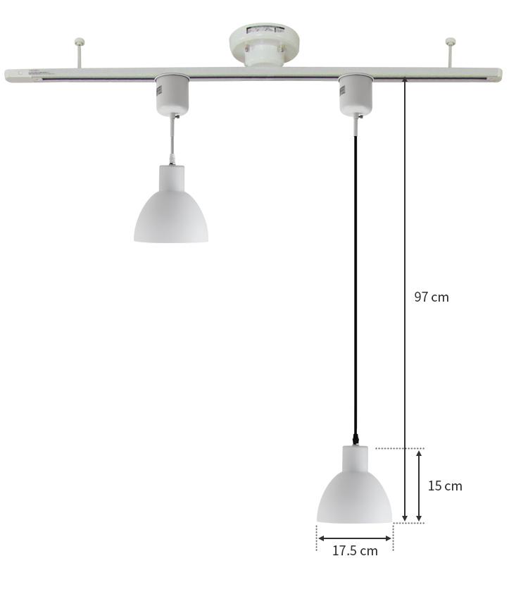 乳白色のガラスペンダントライト 1灯 ブラン[BLANC] | 天井照明 内玄関 キッチン 北欧 トイレ ガラス シンプル