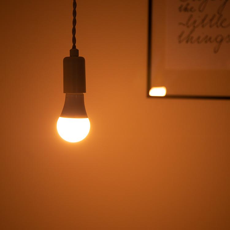 E26 LED電球 BBL-040 ボーベル[beaubelle]【E26 電球色 810lm led電球 led 一般電球 口金 電球 60】