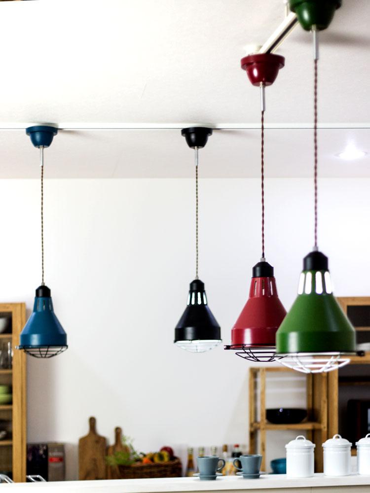 ペンダントライト 1灯 クリッパー[CLIPPER]|おしゃれ 間接照明 照明器具 天井照明 ダクトレール向き アンティーク レトロ 階段 トイレ