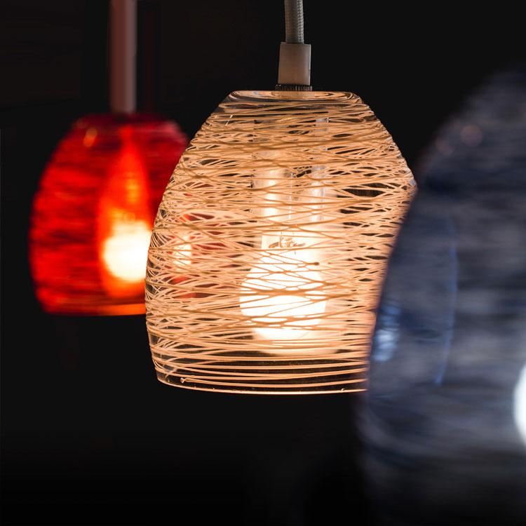 ペンダントライト ガラス 1灯 たまゆら[Tamauyra]|おしゃれ 間接照明 照明器具 天井照明 led ダクトレール アンティーク 階段 内玄関