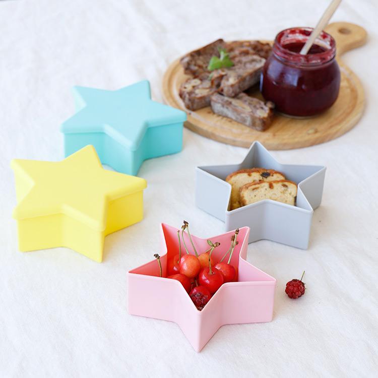 保存容器 Star Food Case スターフードケース CASE by CASE by CASE お弁当 お弁当箱 ランチ ランチボックス キッチ