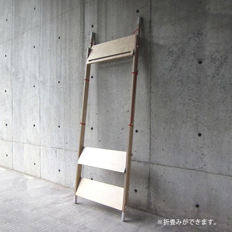 ラック abode アボード LADDER RACK Tall【シェルフ ハンガー 棚 ダイニング リビング インテリア 木 木製 北欧