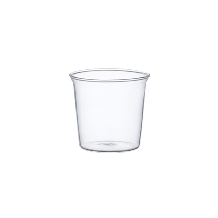 KINTO キントー CAST キャスト グリーンティーグラス 180ml【グラス コップ ガラス カップ 耐熱ガラス 180ml お茶 茶 ティー