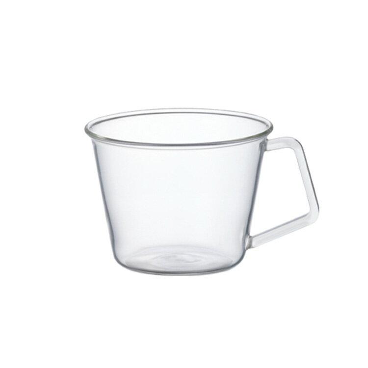 KINTO キントー CAST キャスト コーヒーカップ 220ml【マグカップ コップ ガラス カップ 耐熱ガラス コーヒー お茶 ティー シンプル