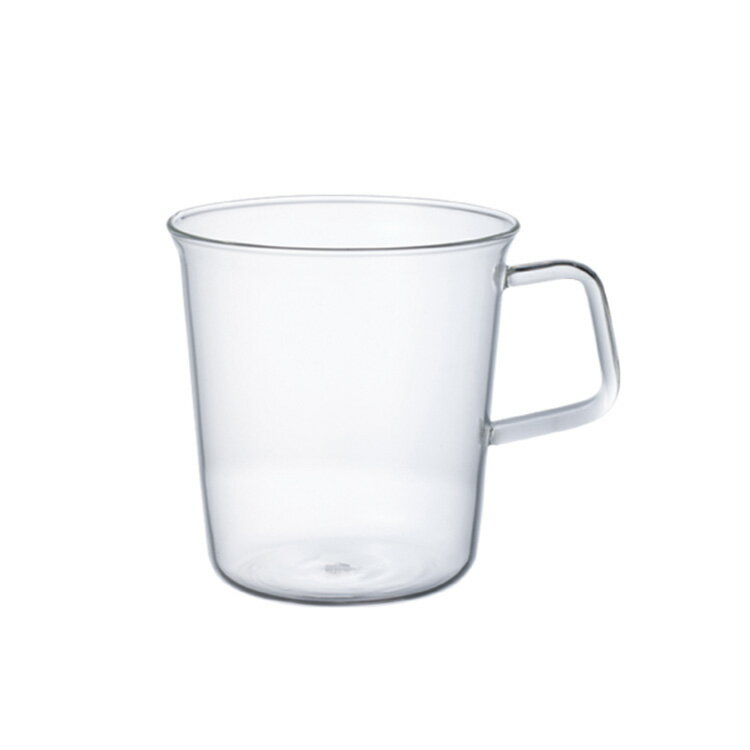 KINTO キントー CAST キャスト ミルクマグ 310ml【マグカップ コップ ガラス 耐熱ガラス 310ml コーヒー ミルク お茶 ティー