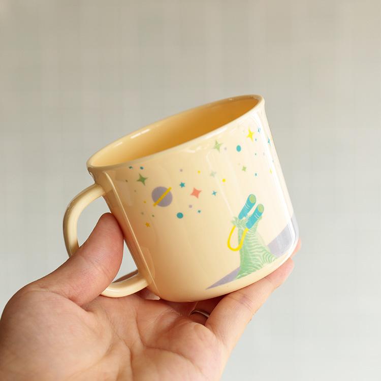 rice ライスキッズ メラミンハンドルカップ 250ml【ライス メラミン コップ カップ タンブラー マグカップ 北欧食器 デンマーク デザイナー