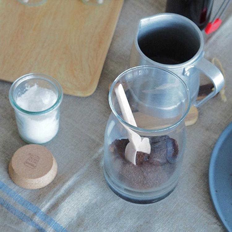 ACACIA コーヒーメジャーリングスプーン S【アカシア 木製 コーヒー スプーン 木 計量 匙 シンプル 食器 おしゃれ デザイン プチギフト】