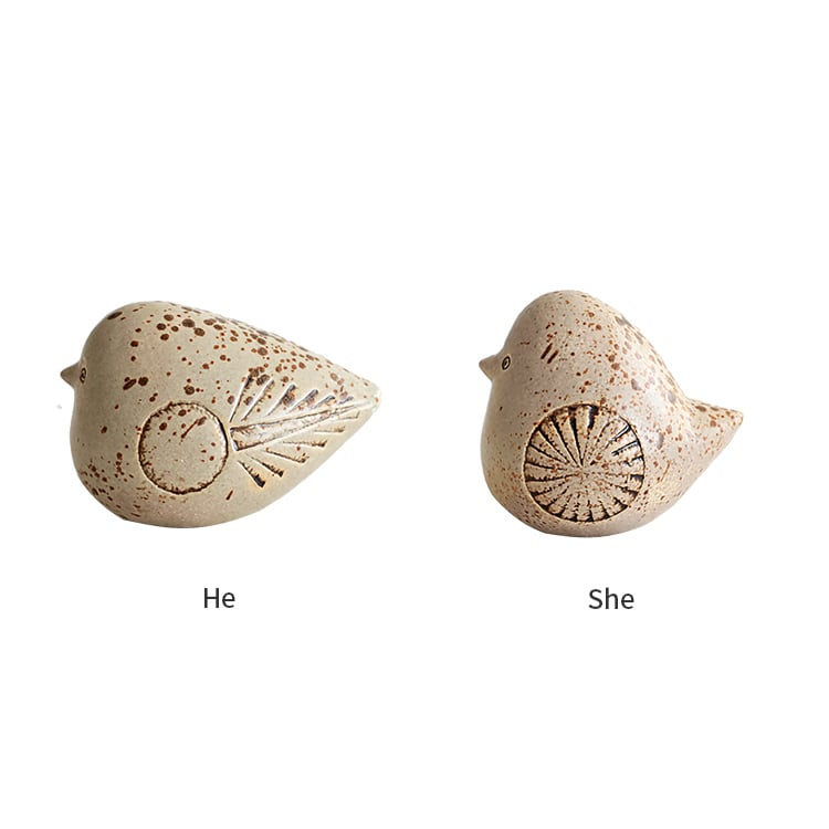 オブジェ Lisa Larson Bird リサラーソン アニマル 動物 かわいい 可愛い 雑貨 鳥 インテリア 玄関 子