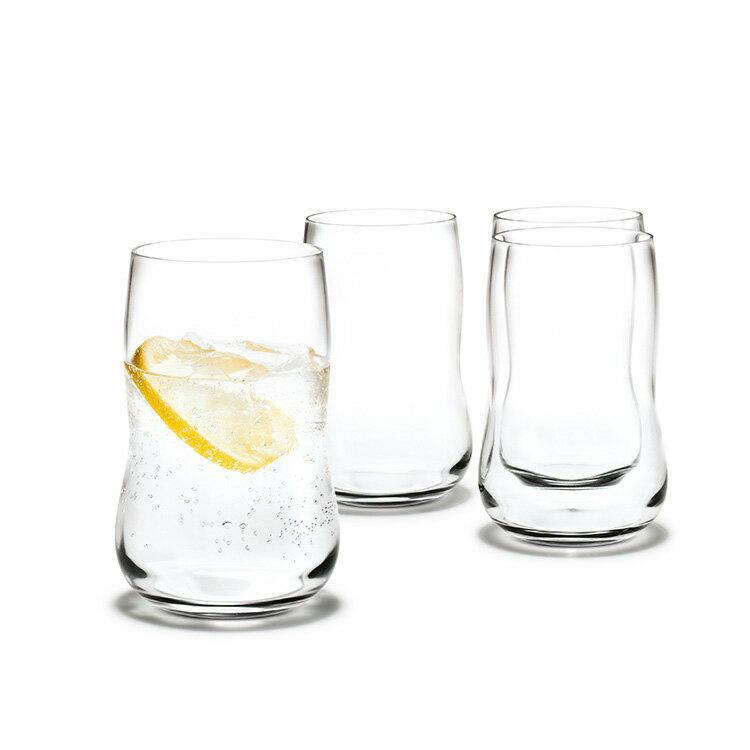 ホルムガード HOLMEGAARD FUTURE タンブラー 370ml 4個セット【グラス コップ セット ガラス シンプル ガラス インテリア