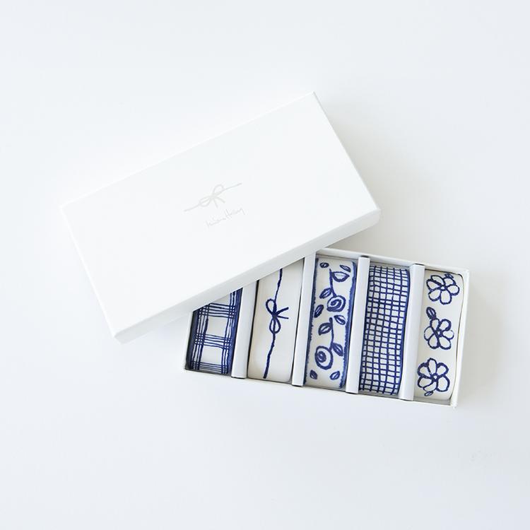 箸置きセット MARIANNE HALLBERG マリアンヌ・ハルバーグ 5個セット はしおき 箸おき 食器 カトラリーレスト セット 化粧箱入り