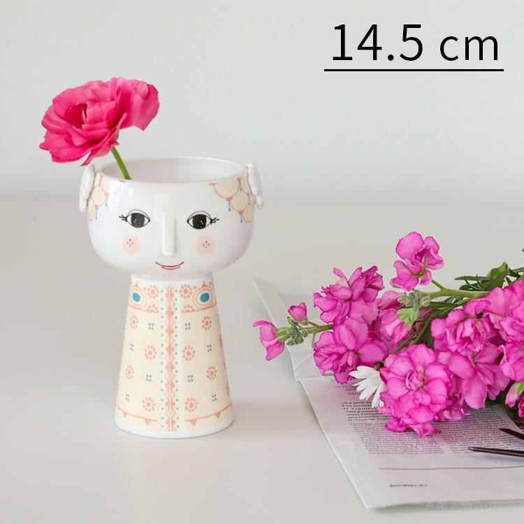 花瓶 エヴァベース Eva Vase 14.5cm BJORN WIINBLAD ビヨン・ヴィンブラッド フラワーベース 花器