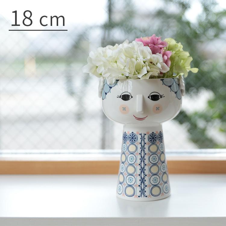 花瓶 エヴァベース Eva Vase 18cm BJORN WIINBLAD ビヨン・ヴィンブラッド フラワーベース 花器 一