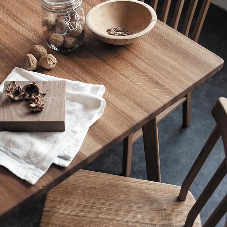 SIEVE シーヴ merge dining table Msize マージ ダイニングテーブル Lサイズ W1500mm