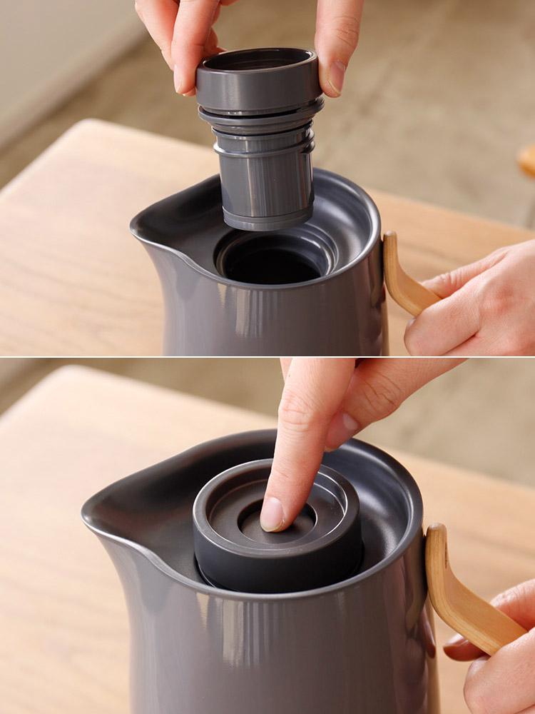Emma エマ コーヒーポット バキュームジャグ コーヒー coffee 1.2L ステルトン stelton 約 1リットル ジャ