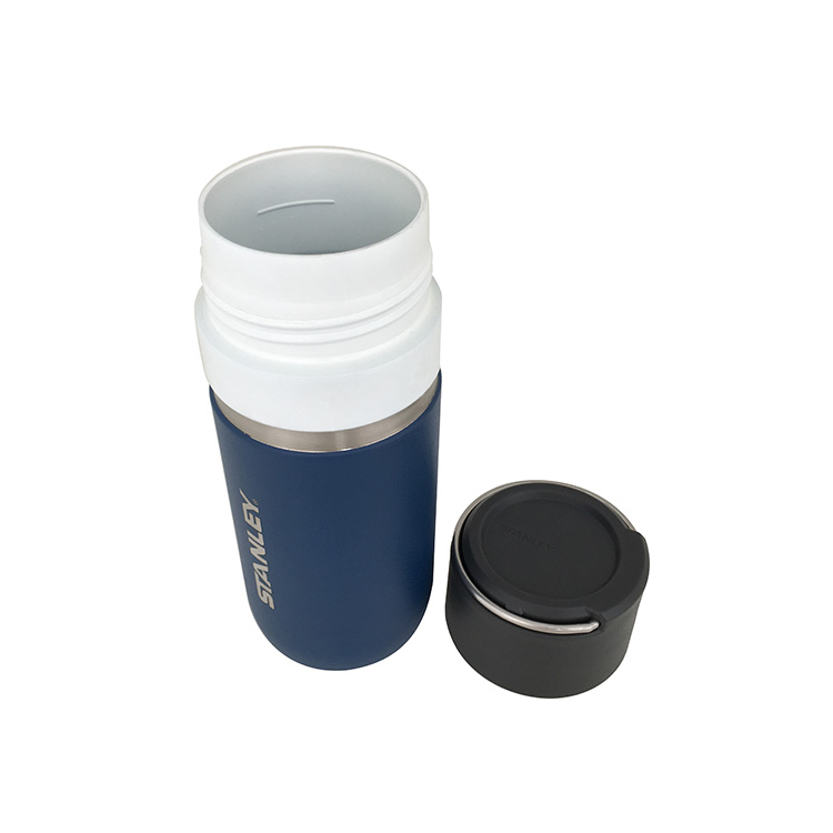 スタンレー ゴーシリーズ セラミバック 真空ボトル 0.47L STANLEY【セラミック マグ ボトル 真空 ステンレス 保冷 保温 おしゃれ