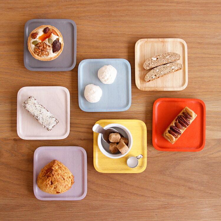食器 ACACIA ウッドプレート SSサイズ【プレート コースター 木製 食器 木 子供用 子供 キッズ 皿 キッチン 北欧 カフェ】