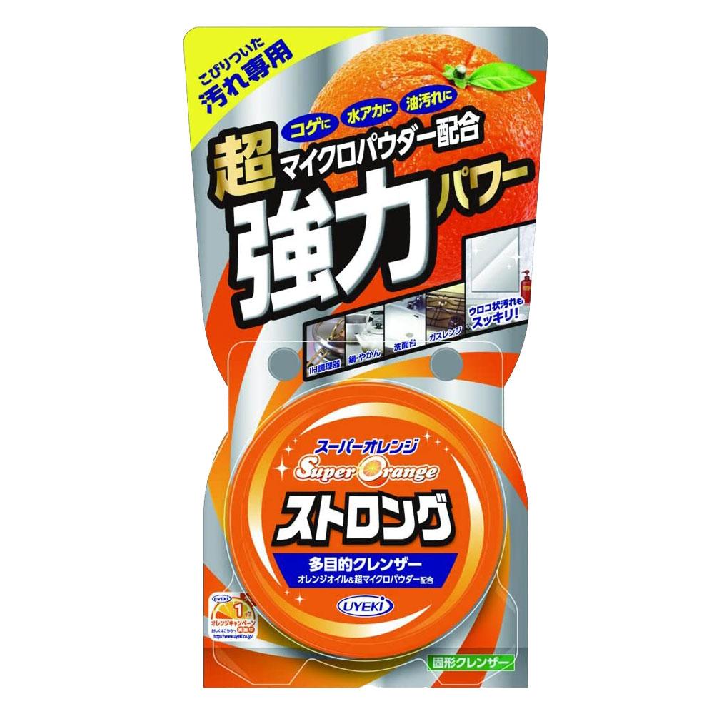 スーパーオレンジストロング 95g UYEKI(ウエキ)多目的クレンザー