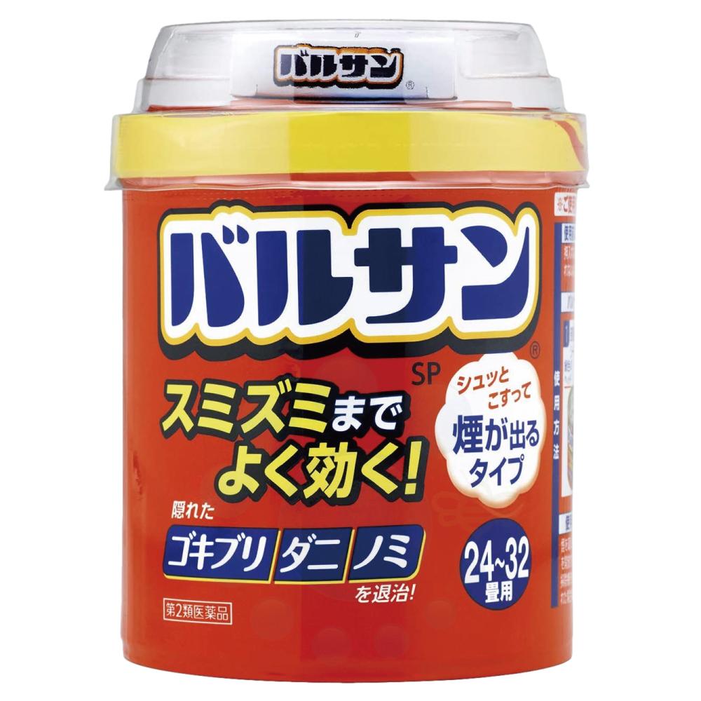 バルサン 24-32畳用 80g  【第2類医薬品】 殺虫剤