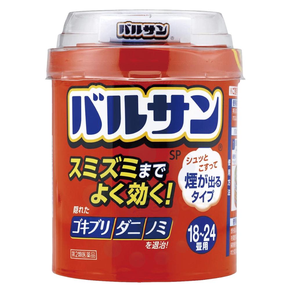 バルサン 18-24畳用 60g  【第2類医薬品】 殺虫剤