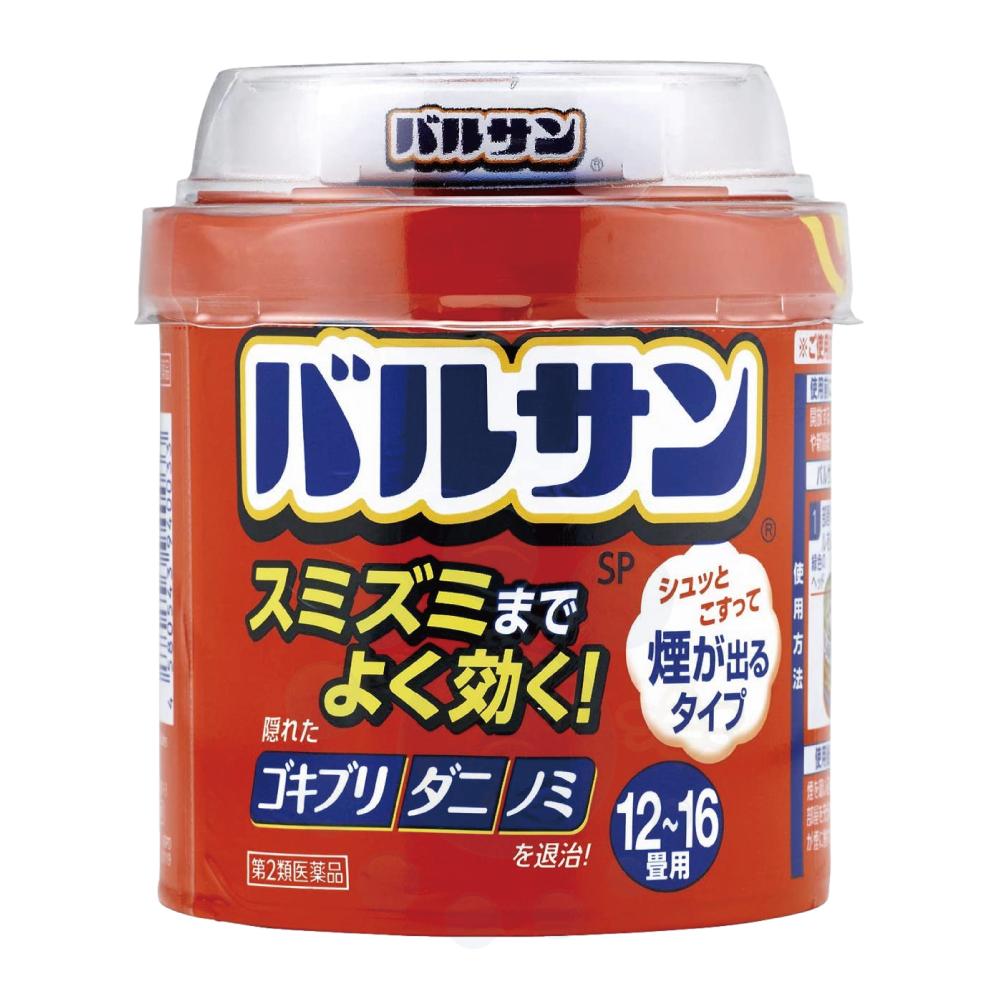 バルサン 12-16畳用 40g 【第2類医薬品】 殺虫剤