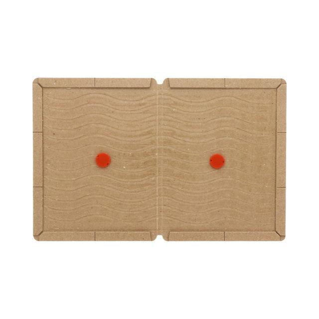 ネズミ捕獲 アースガーデン ネズミ専用立入禁止 エサ付き粘着シート 5セット入 ネズミ粘着板