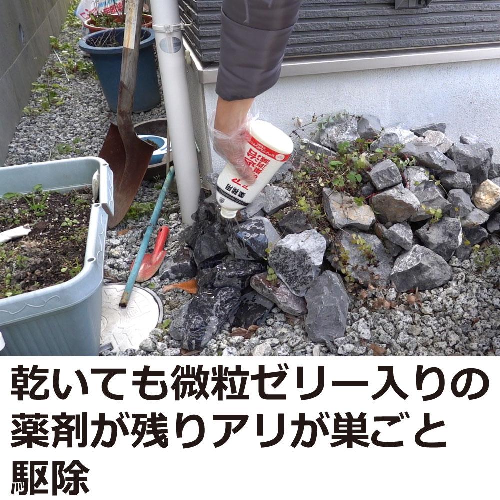 アース アリの駆除 アリの巣駆除 業務用 アリ退治アリの巣消滅 500ml ヒアリ アルゼンチンアリ