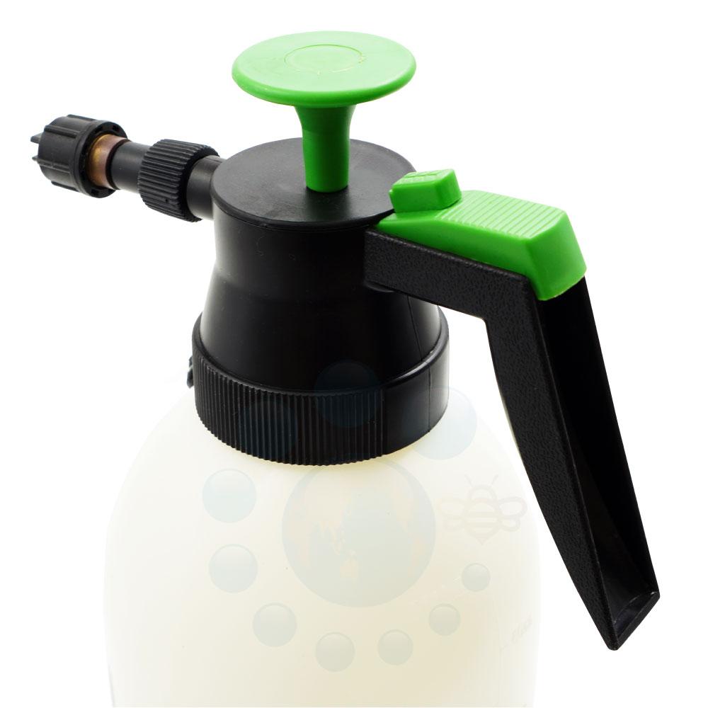 除草剤用 蓄圧式 発泡専用スプレー ガーデンフォーミー GF1500 1.5L
