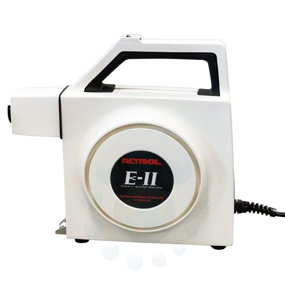 ULV専用 噴霧機 E-2 殺虫剤 除菌剤 消臭剤 ミスト 害虫駆除 【送料無料】
