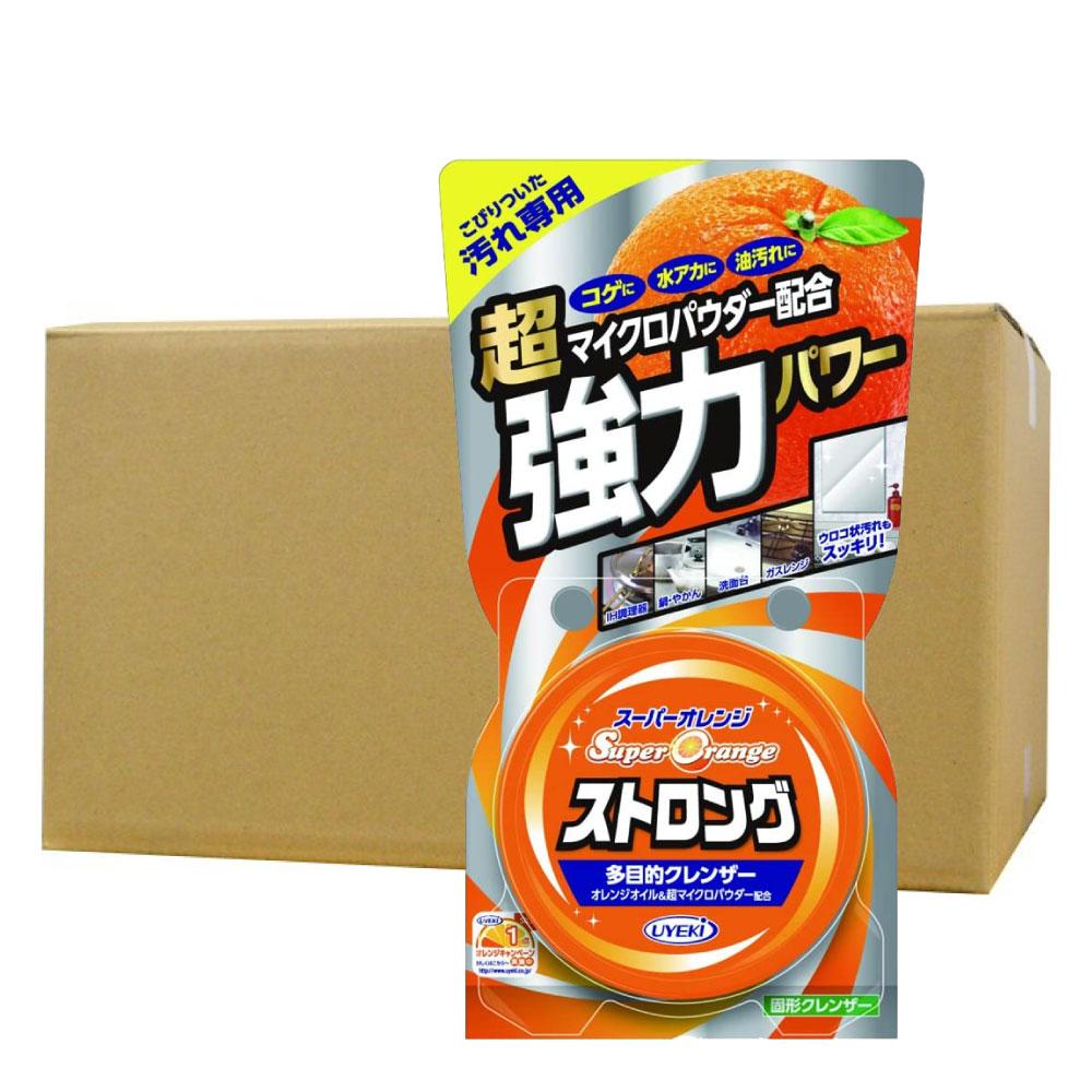スーパーオレンジストロング 95g×12個 UYEKI(ウエキ)多目的クレンザー